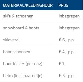 Materiaalhuur (new) Mobiel