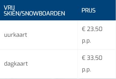 Prijslijst Uur En Dagkaart (final)