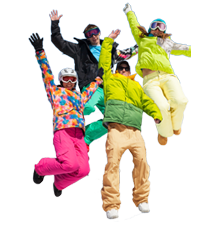 Montana Groep wintersport