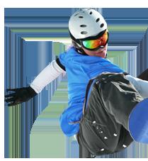 Montana Volwassenen Snowboarden